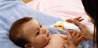cách điều trị khi trẻ bị nghẹt mũi