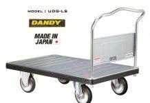 Những ưu điểm xe đẩy hàng Dandy