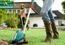 Top 10 sản phẩm máy cắt cỏ cầm tay gia đình bán chạy 2018