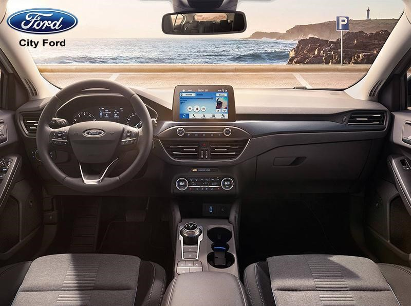 Ford Focus 2019 được tích hợp nhiều công nghệ hiện đại và thông minh